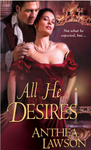"""All He Desires"" book cover"