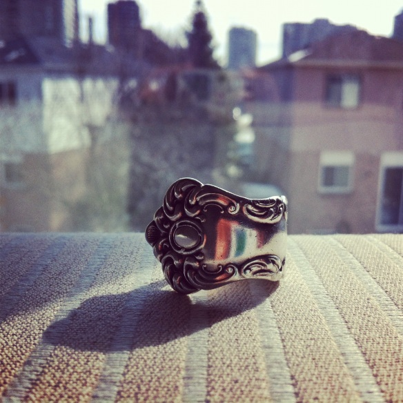 Ring from Elle Hardware