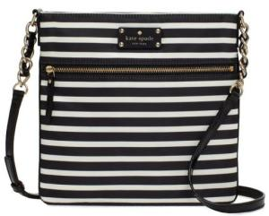 Nylon Stripe Ellen by Kate Spade